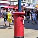 Great Yarmouth GviR Pillar
