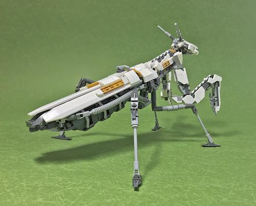 LEGO Mech  Mantis ver2-10
