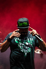 Cypress Hill en Riot Fest de Chicago 2018