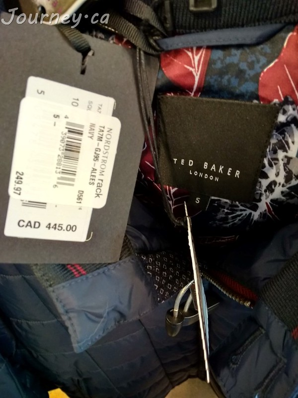 TED BAKER 50% OFF
