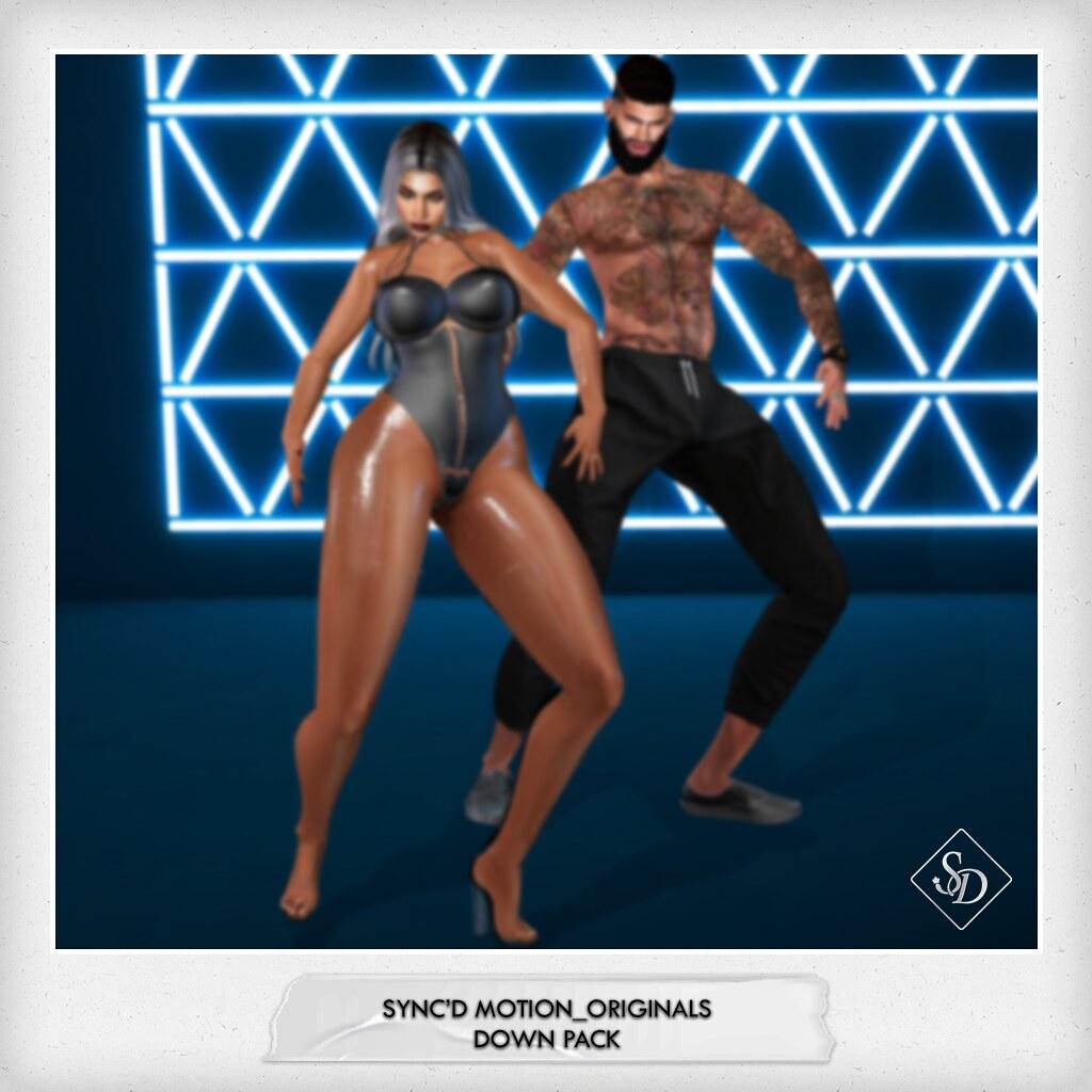 Sync'D Motion__Originals - Down