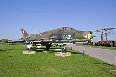 Polish Air Force Sukhoi Su-22M-4 9409 EPDE 23-08-18
