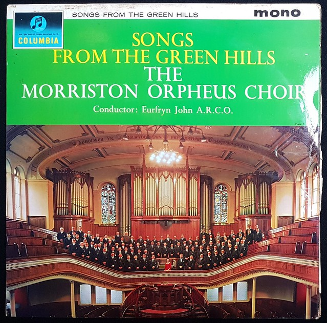 The Morriston Orpheus Choir - Songs from the green hills