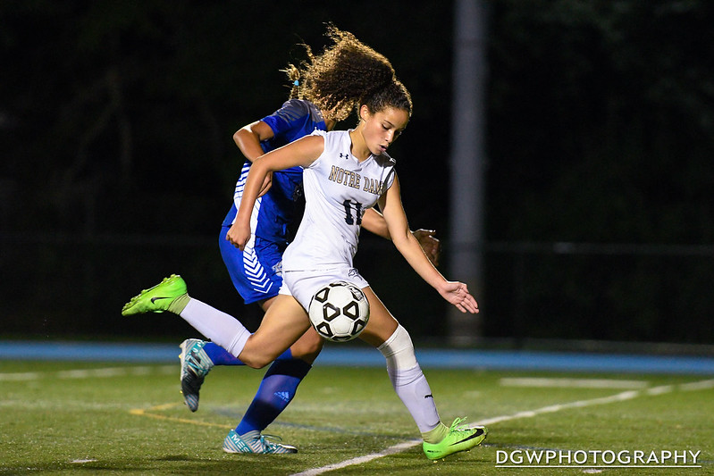 Bunnell vs. Notre Dame of Fairfield - High School Girls Soccer