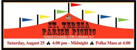 St. Teresa Picnic 8-25-18