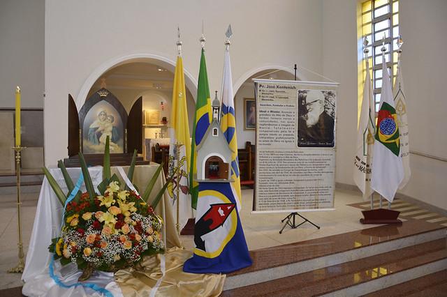 Celebração do Ano Pe. Kentenich em Anápolis/GO