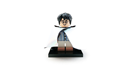LEGO Harry Potter and Fantastic Beasts Collectible Minifigures (71022) - Harry Potter