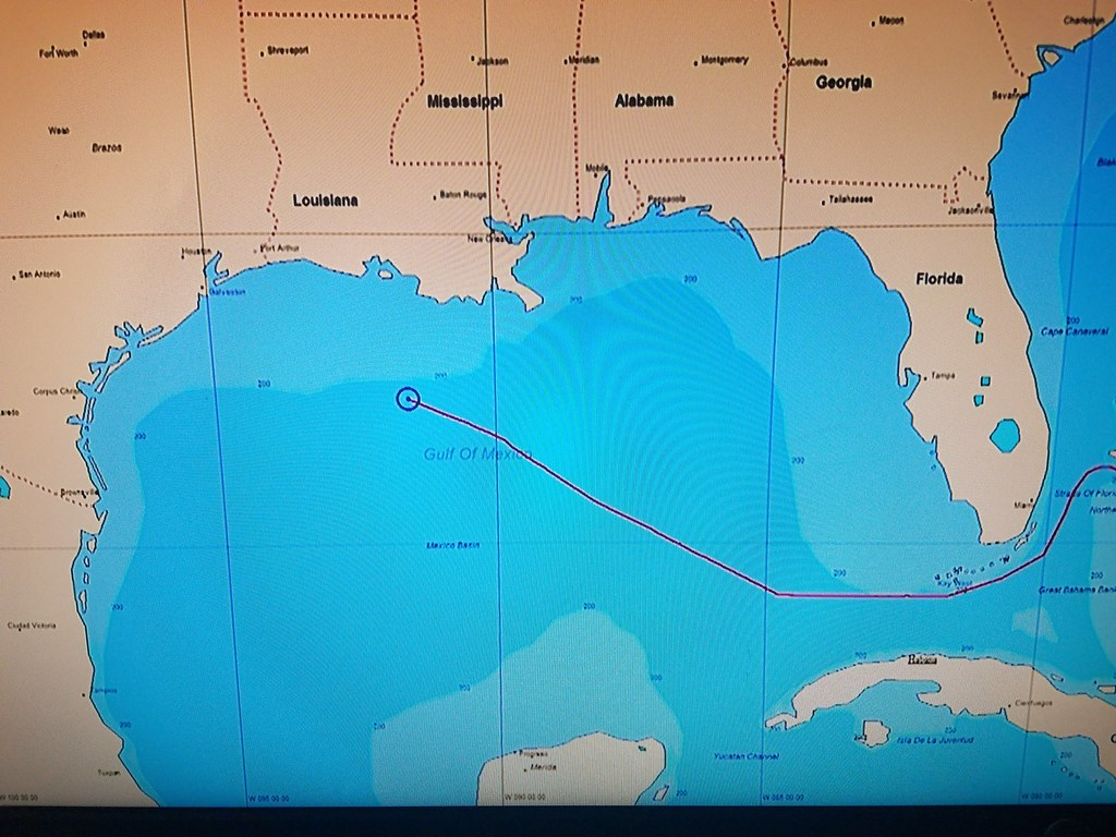route back to Galvestion