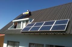 Los paneles solares una realidad en México.