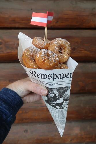 Mini-Donuts im Osnabrücker Zoo