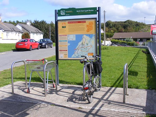 North Clare Cycleroute
