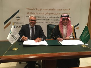 Saudi Arabia signs landmark agreement to strengthen its tax treaties