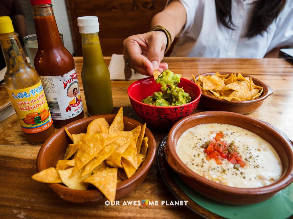 HACIENDA Comida Y Cocteles: Authentic Mexican Resto in BGC? (A Review)