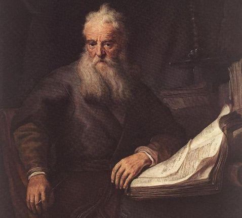 Rembrandt_apostel Paulus