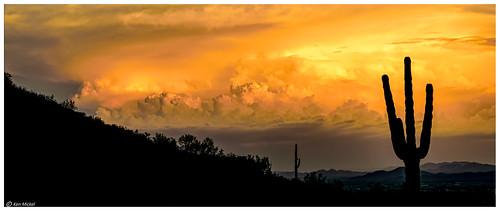arizona buckeye clouds cloudscape cloudy desert kenmickelphotography landscape landscapedesert outdoors skylineregionalpark sunsets nature photography sunset unitedstates us
