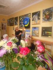 Художня виставка 04.09.18 О. Грибоєдова