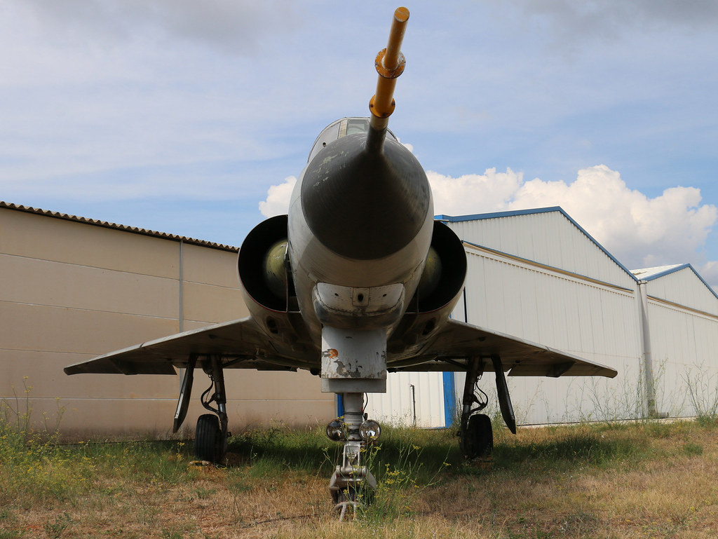 MIRAGE IIIE n° 440 - Ex EC 1/13 ARTOIS / Colmar - Cuers , 83 42756201470_015e05ed19_b