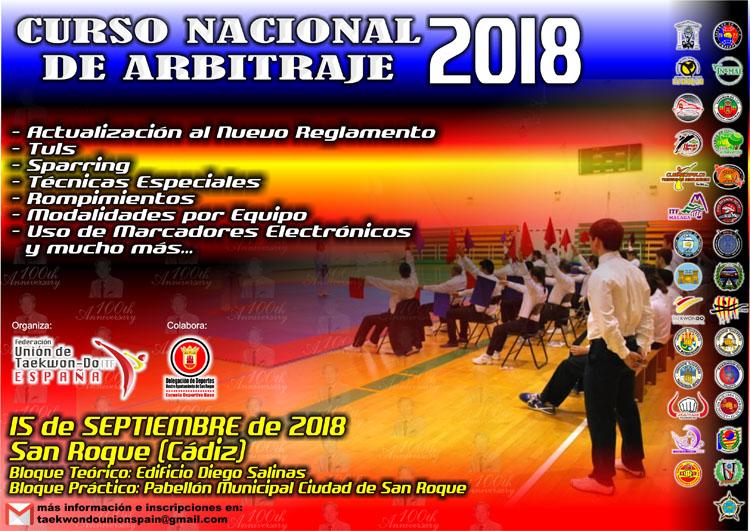 Curso de Arbitraje 20181