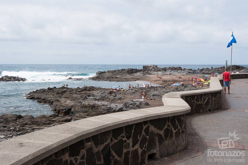 Playa de El Puertillo