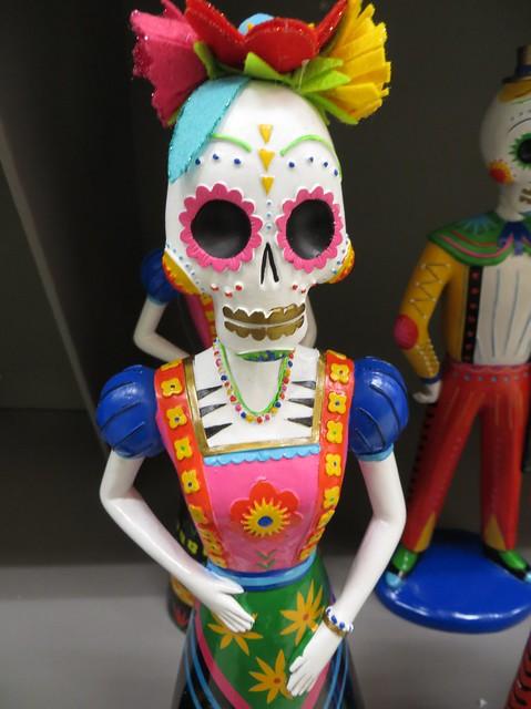 Skeleton In Dress