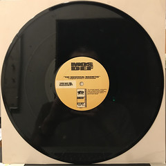 MOS DEF:THE UNIVERSAL MAGNETIC(RECORD SIDE-A)