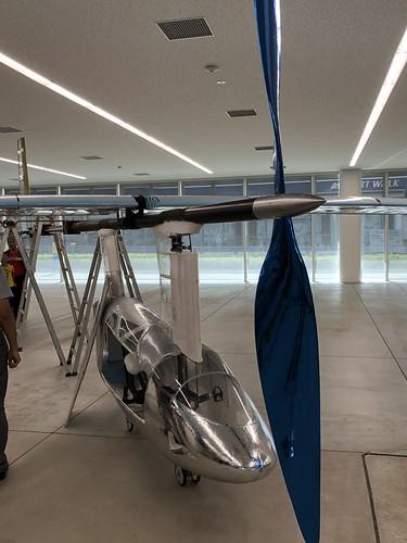 名古屋大学 人力飛行機 制作サークル AirCraft Zephyranthes コックピット〜プロペラ周囲 IMG_0982