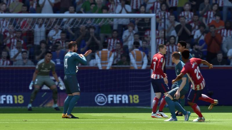 FIFA 18 El Camino 4-0 ATM - RMA, 2_º t__5