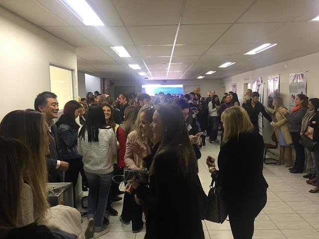 Inauguração da Clínica de Urgência e Triagem
