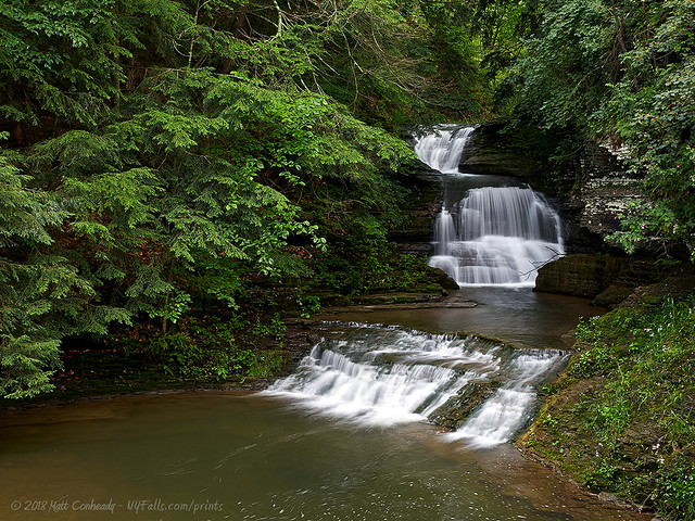 Mill Falls - Robert Treman State Park