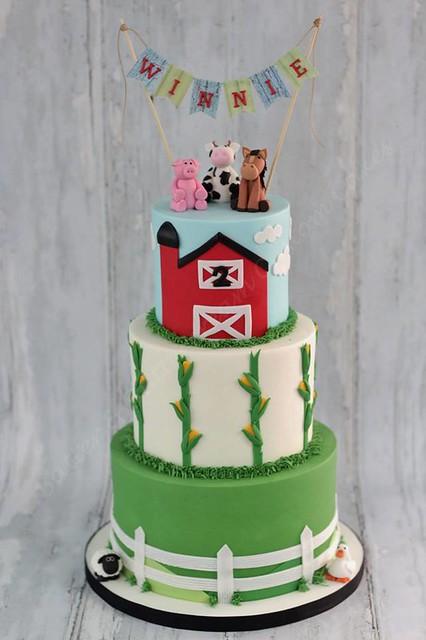 Cake by Batter & Buttercream Custom Cakes