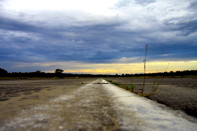 Sunset Brand-Briesen Airfield