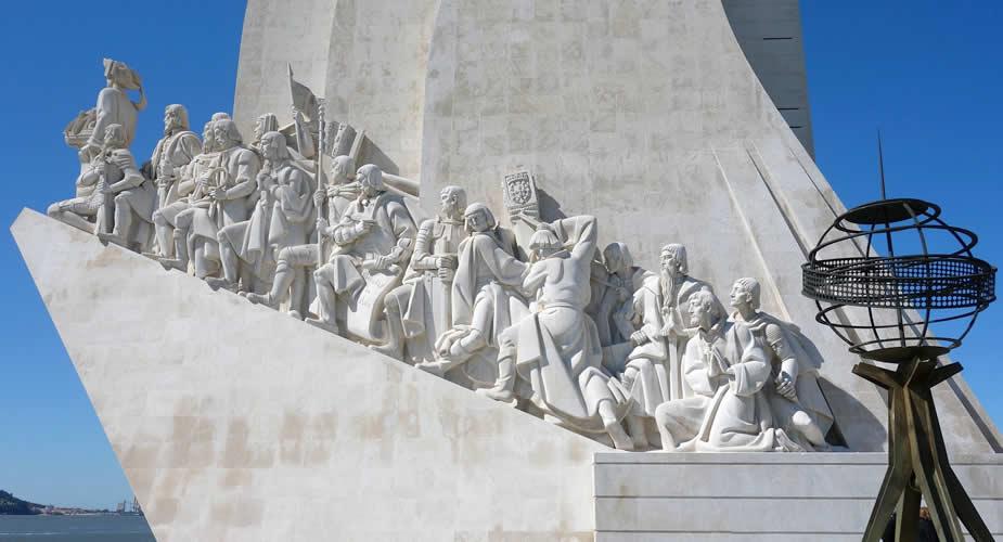 Lissabon, Belém: bezienswaardigheden, Padrão dos Descobrimentos | Mooistestedentrips.nl