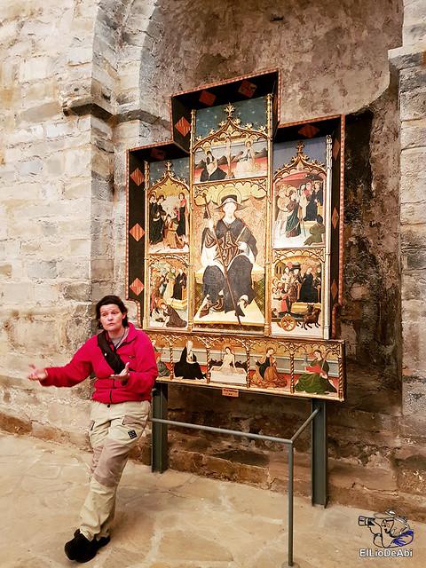 Monasterio de San Pedro de Siresa, un joya en el valle de Hecho (6)