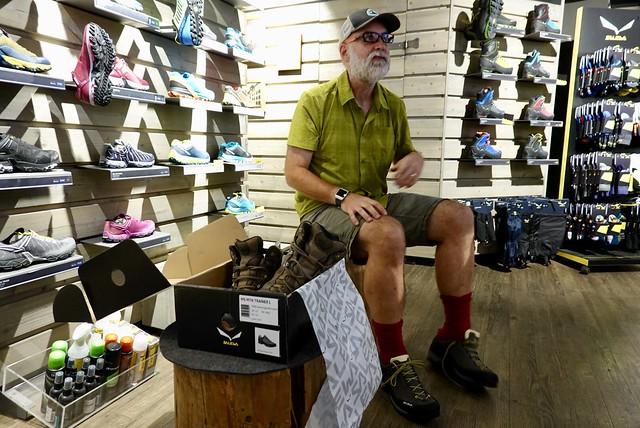 OMG shoe shopping