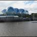 Newcastle Quayside, Newcastle on Tyne, Tyne & Wear, UK - 2018
