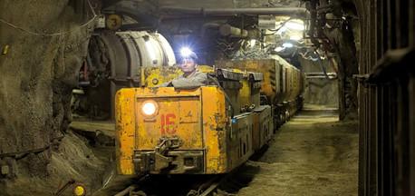 шахтный транспорт
