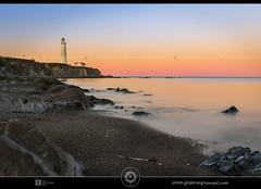 Phare de Cap-des-Rosiers Sunset DRI