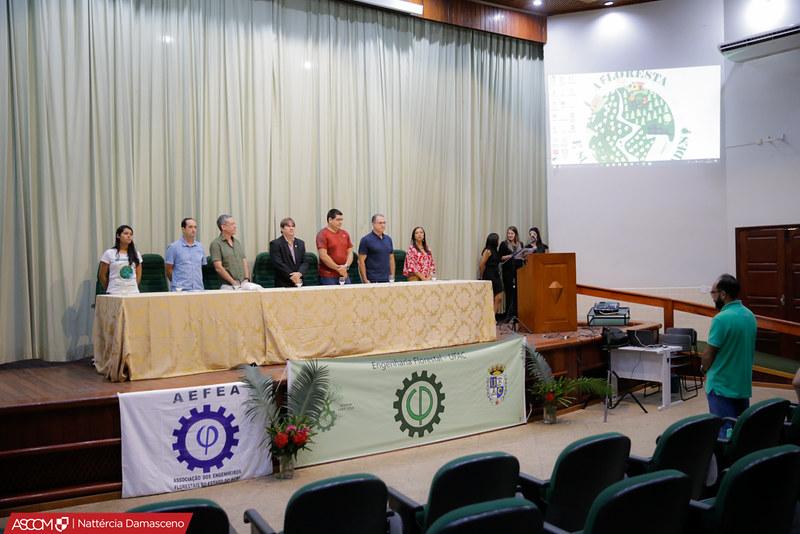 12ª Semana de Engenharia Florestal