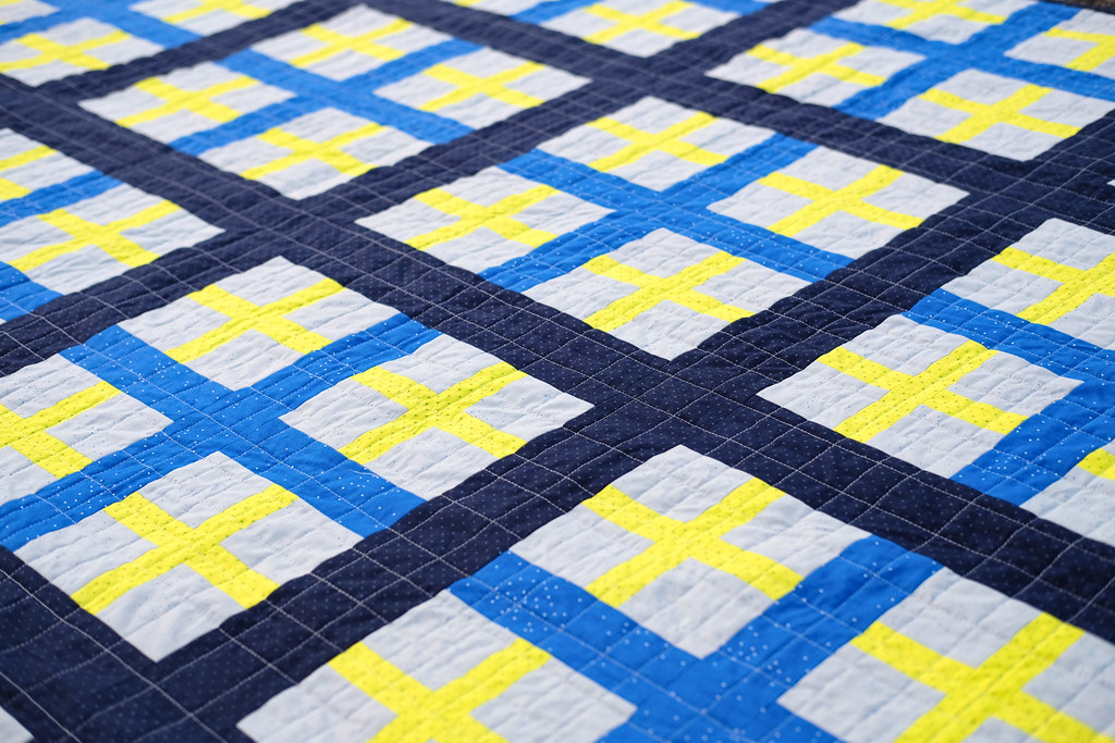 Addition Quilt Pattern - Kitchen Table Quilting