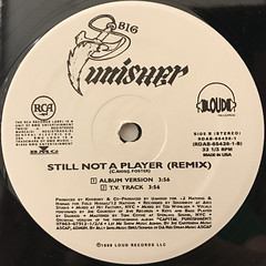 BIG PUNISHER:STILL NOT A PLAYER(LABEL SIDE-A)