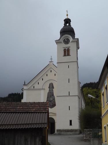 Kunigundkirche, Bad St. Leonhard im Lavanttal, Austria
