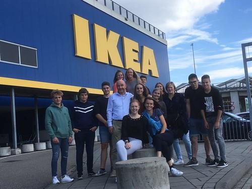 6EW visits IKEA Heerlen