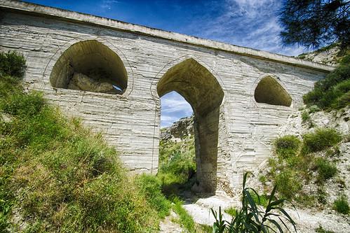 Arco de la Mora, Zuera