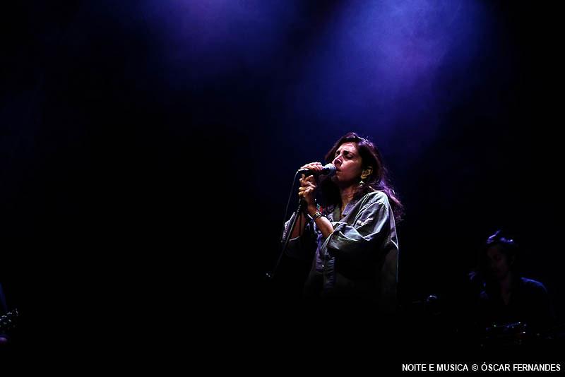 Yasmine Hamdan - Vodafone Paredes de Coura 2018