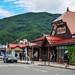 Shinano-Omachi Station in Nagano, Japan by phuong.sg@gmail.com