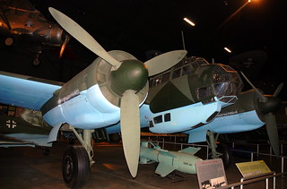 Junkers Ju 88D-1 Trop., National Museum of the US Air Force, Dayton, Ohio, USA.