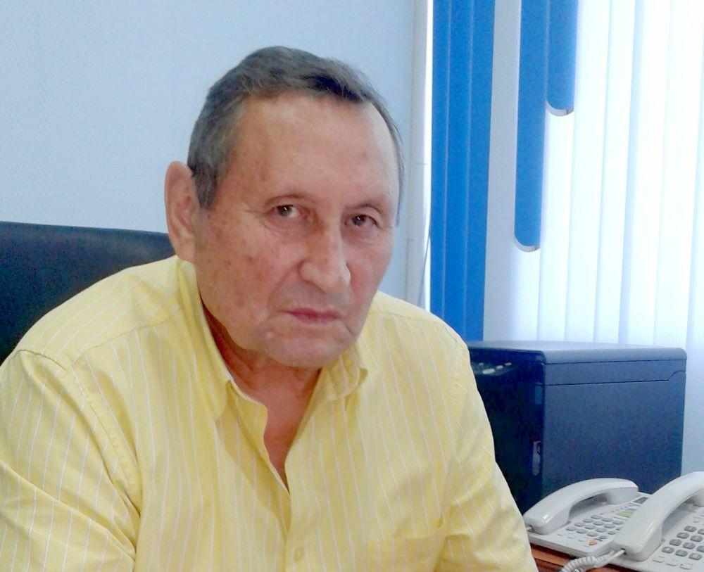 Виктор Савватеев, председатель постоянной комиссии по жилищному хозяйству