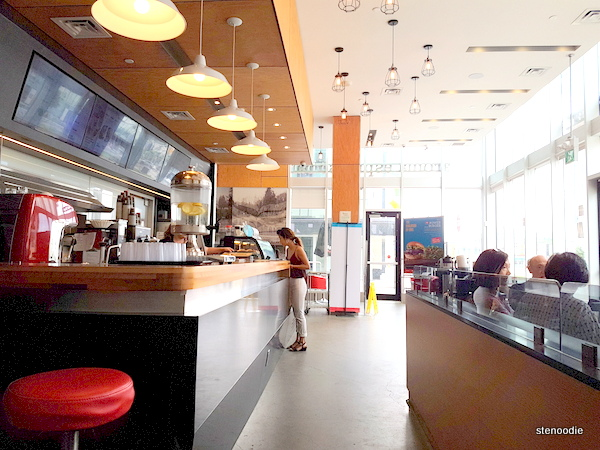 Aroma Espresso Bar Downtown Markham location