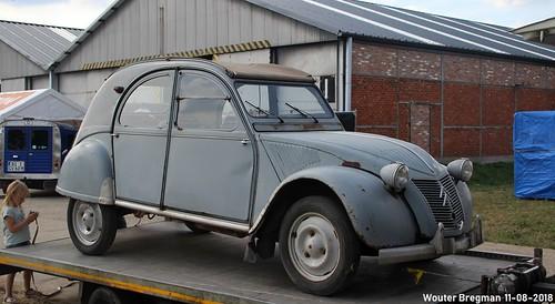 Citroën 2CV AZ 1957