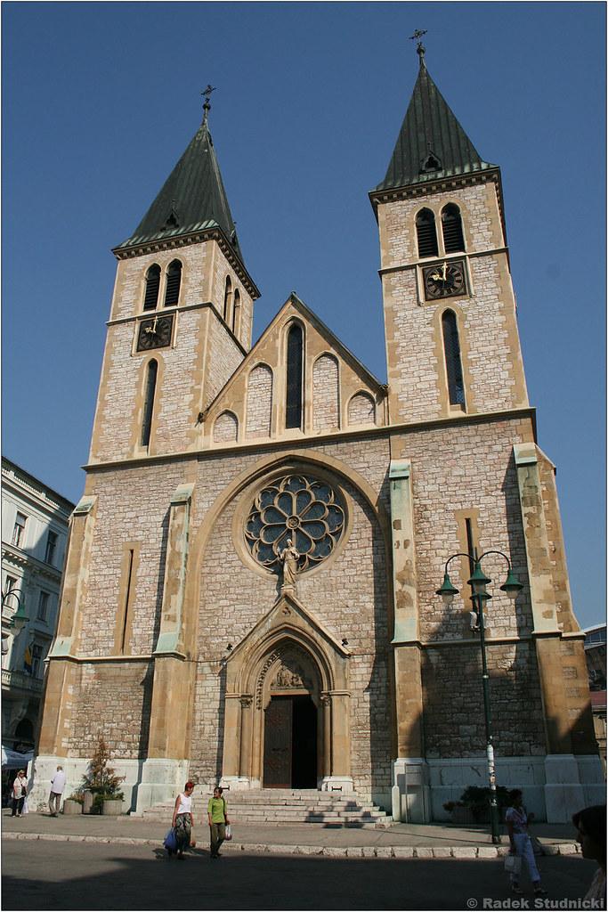 Kościół katolicki w Sarajewie